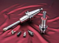 The arbor for Indexable End Mill RED SCREW arbor
