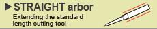 STRAIGHT arbor