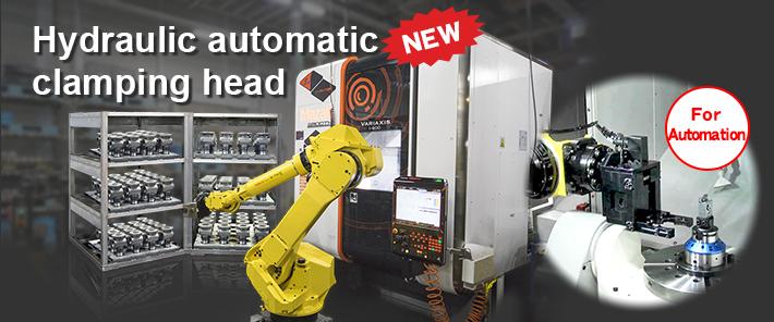 Work Holder System Smart Grip Mst Corporation